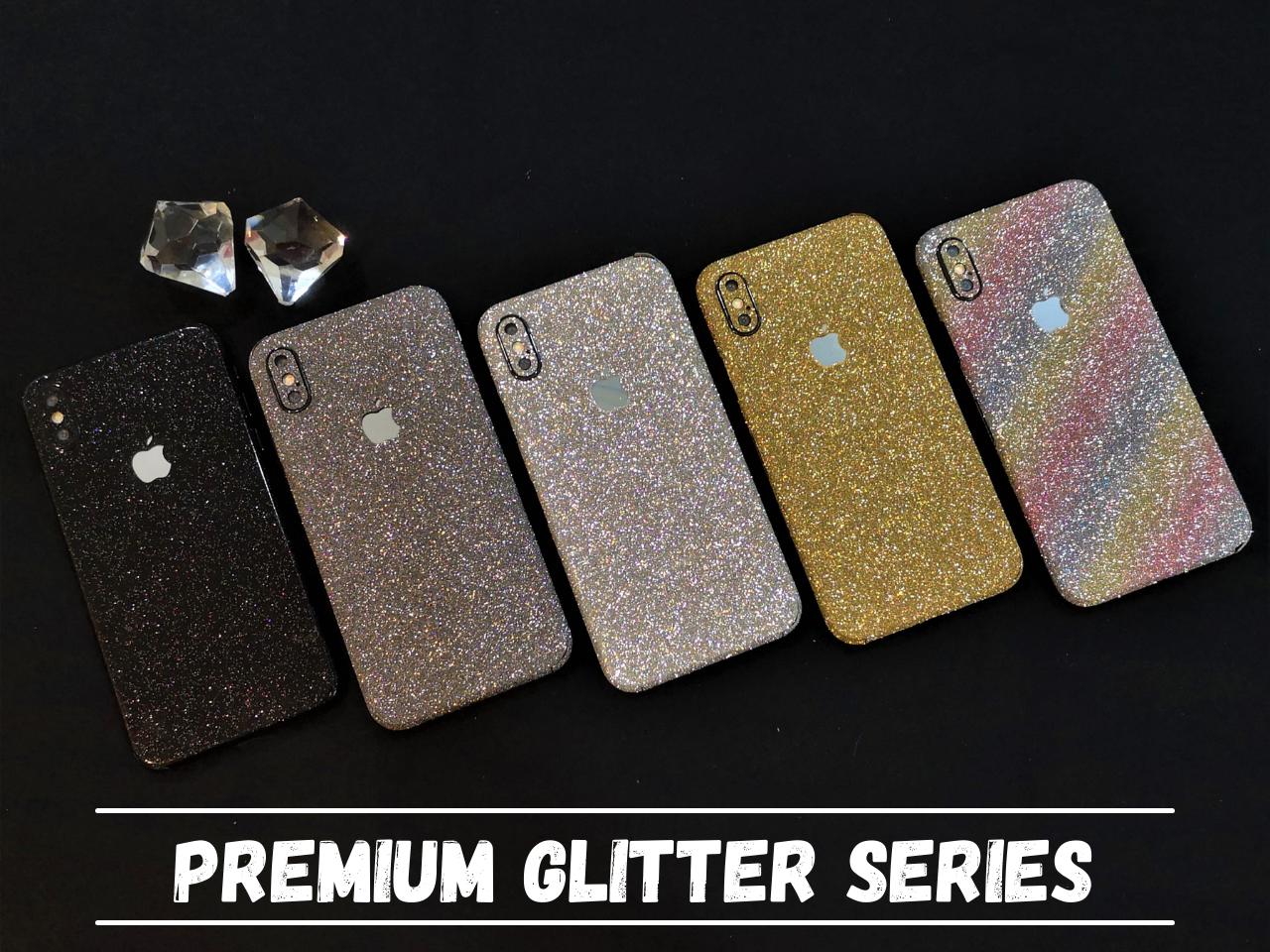 Mojoskins Premium Glitter Series