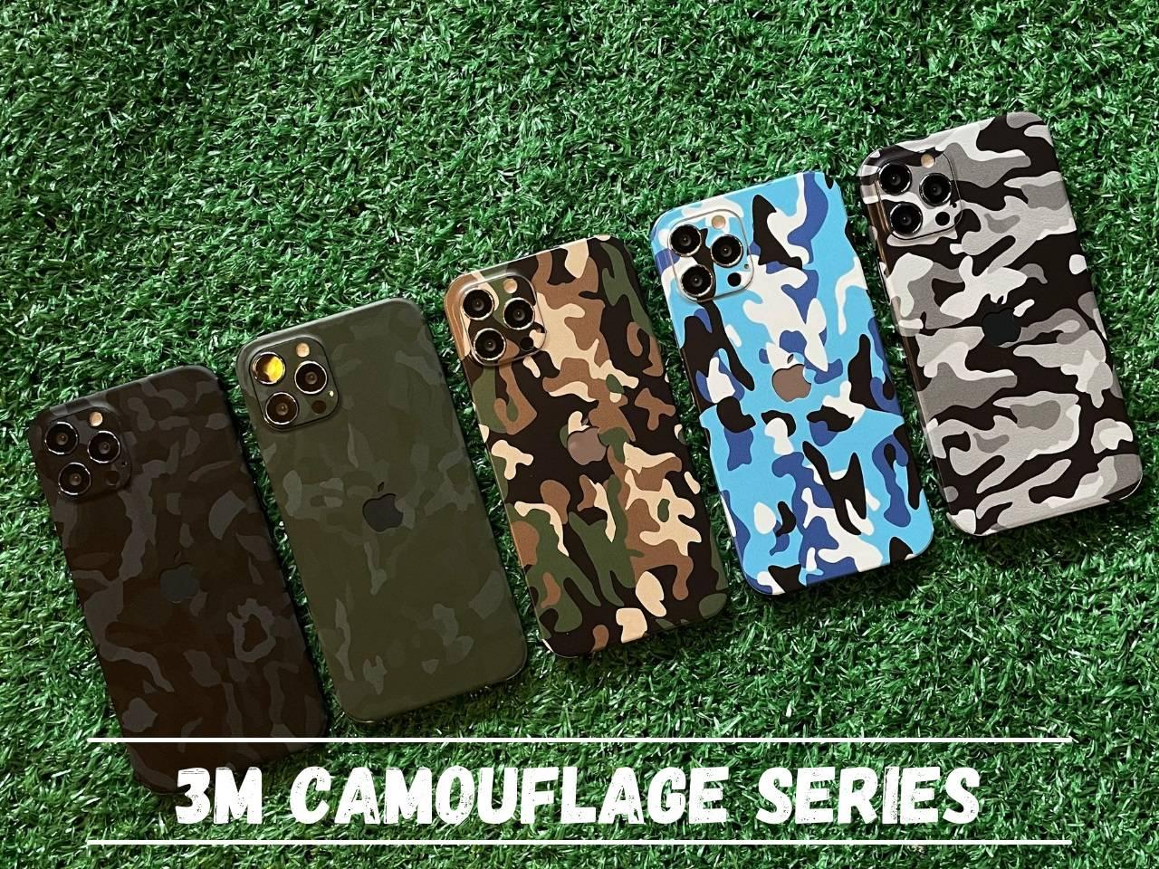Mojoskins 3M Camouflage Series
