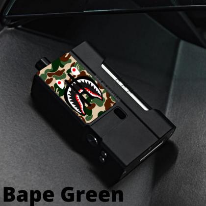Aspire Boxx Door Panel Design Wrap/Sticker/Skin by Mojoskins
